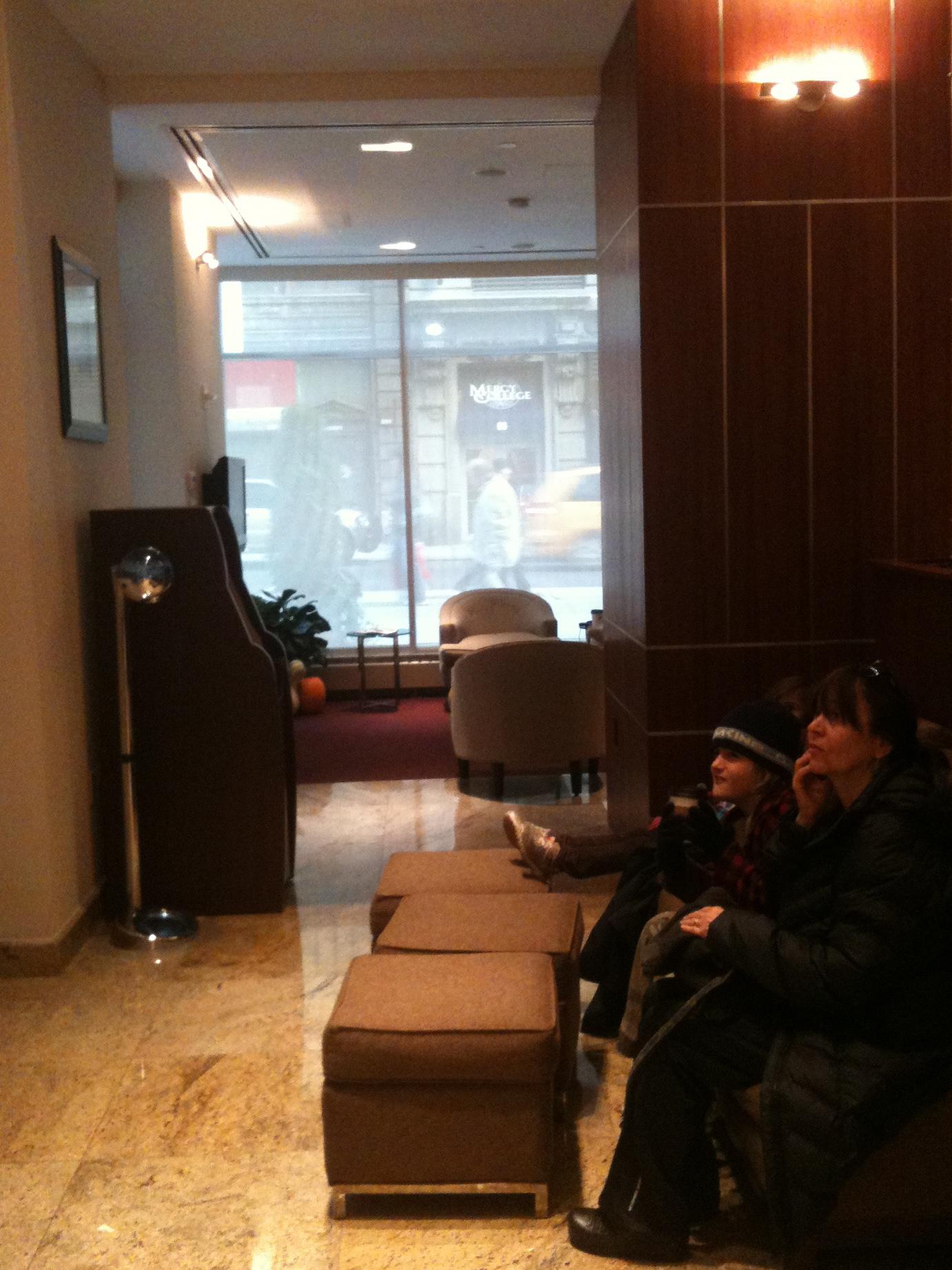 Hotel Review Hilton Garden Inn W 35th St NYC